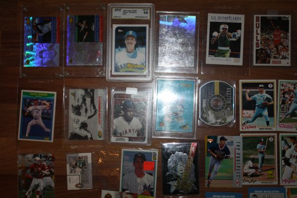 My entire lifes sport card, comic collection - $2500 (S. Stockton)