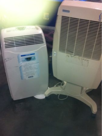 Delonghi Portable AC grow equipment - $200 (Tracy)