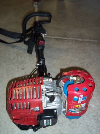 Craftsman 4-cycle propane powered trimmer - $99 (Tracy)