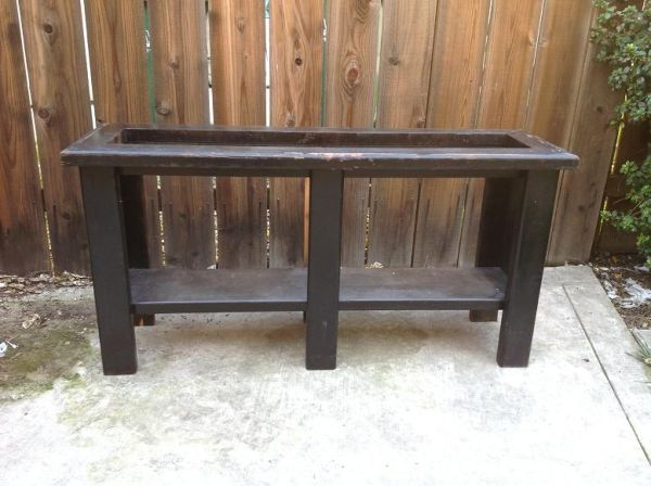 55 Gallon Reptile or Fish Tank STAND - $20 (Stockton)