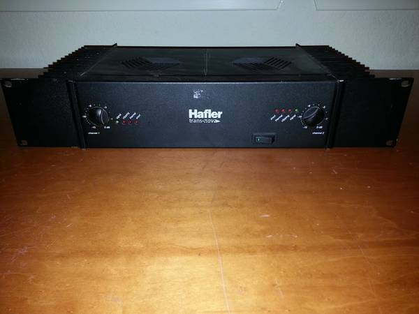 Hafler P1500 Amp, Great Condition - $125 (Tracy)