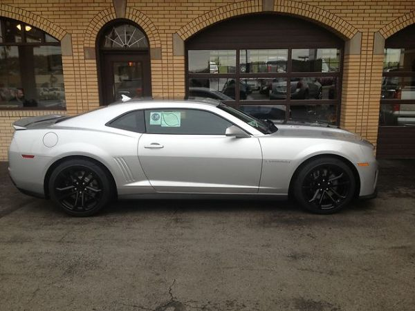 Camaro ZL1 wheels - $500 (Stockton)