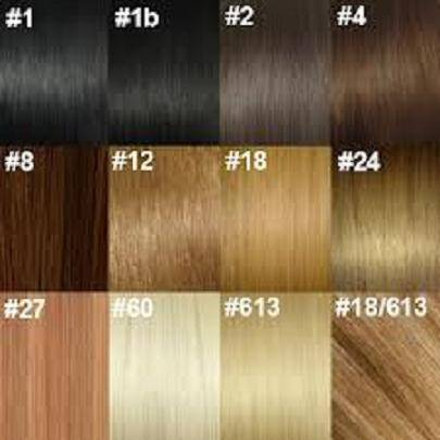 Human Hair Extensions-REMY I-Tip-$80