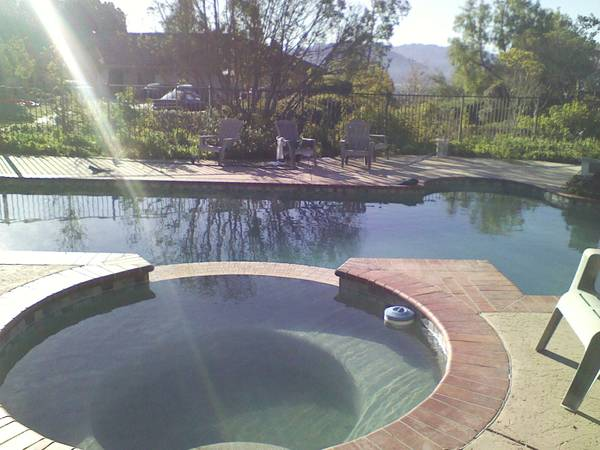 - $950 Room for rent in House with Nice views, 2 Bar BQ pits,Pool Jacuzzi (Camarillo Heights)