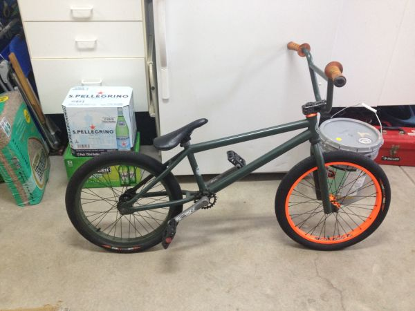 2009 Customized FIT Street 3 BMX Bike (with additional parts) - $300 (Newbury Park)