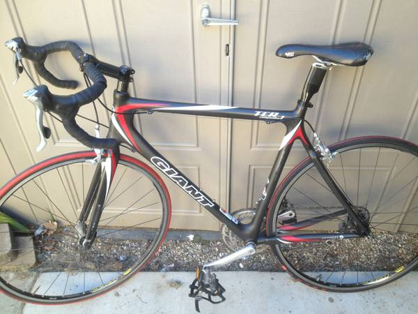Large Giant TCR1 Composite - $1200 (Simi Valley)