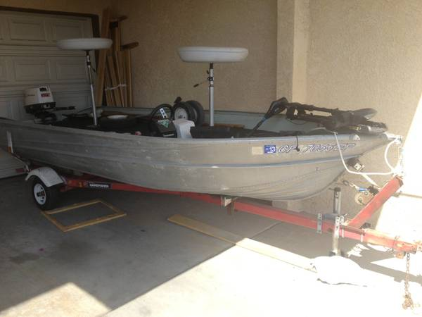 1978 Valco aluminum boat - $1800 (Thousand Oaks)