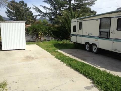 RV SPACE NEAR LAKE CASITAS all HOOK-ups - $650 ( OjaiOakview)