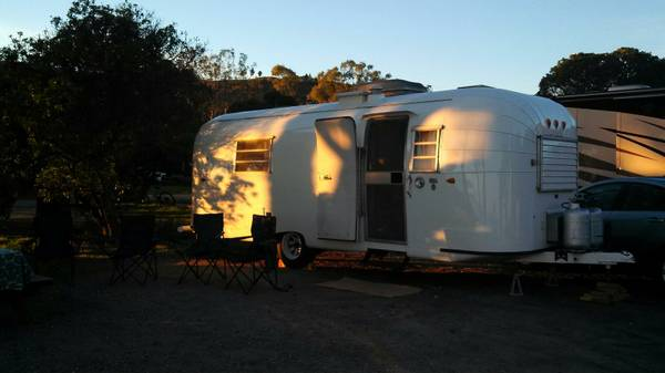 Avion Travel Trailer - vintage fun - $10500 (Santa Barbara)