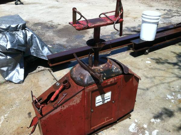 ATLAS TIRE CHANGER - $250 (SIMI VALLEY)