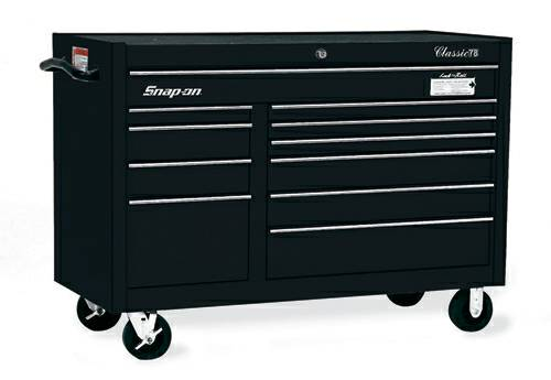 Snap On Classic 78 Tool Box Black (Camarillo)
