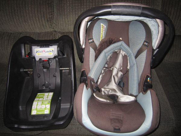 S1 by Safety 1st AeroLite Premiere Travel System Stroller - Pegasus - $120 (Camarillo)