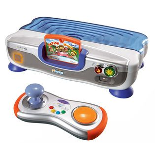 VTECH V-SMILE V-MOTION LEARNING SYSTEM GAMES - $30 (CAMARILLO)