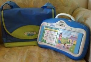 Baby Leap Frog Little Touch Leap Pad Learning System - $10 (Vta)