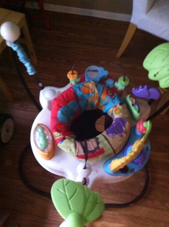 Fisher Price Jump-A-Roo - $60 (Ventura)