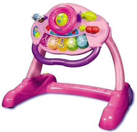 Vtech Sit-to-Stand Activity Walker - Pink - $20 (Simi Valley)