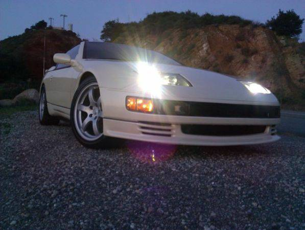 1990 300zx turbo convertible - $11000 (Simi Valley)