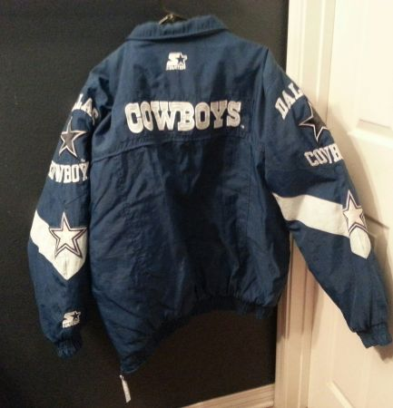 DALLAS COWBOYS JACKET, WILSON LEATHER JACKET, JcPENNY COAT... (Simi Valley)
