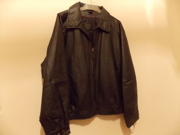 5 Leather Jackets (New) - Mens Womans - Way Underpriced - $75 (Thousand Oaks - Ventura County)