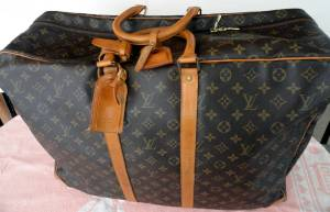 Louis Vuitton Monogram Sirius Series Soft Travel Luggage Bag - $950 (SANTA BARBARA VENTURA CAMARILLO)