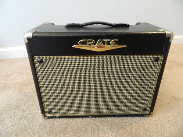 Crate RFX 15 Guitar Amp GREAT CONDITION - $80 (Thousand Oaks)