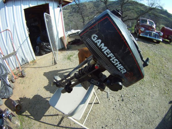 Sears Gamefisher 3 hp Outboard - $225 (Exeter)