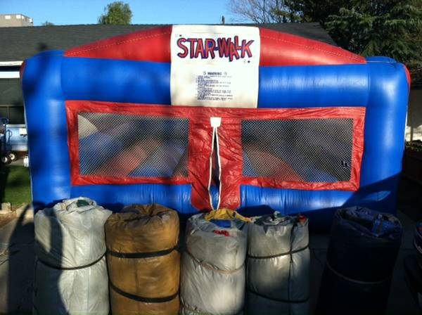 Extra Large Commercial Bounce House for Sale - $699 (18 x 20 Bounce house with Blower........)