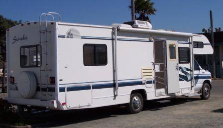 1996 Fleetwood Jamboree Searcher, 29 feet - $10000 (Visalia)