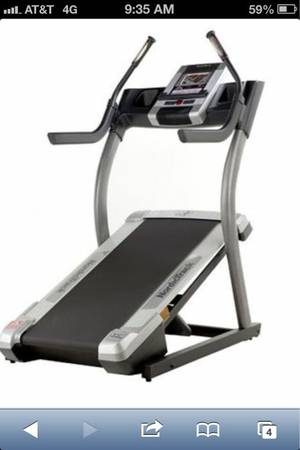 Nordictrak X7i Treadmill - $1800