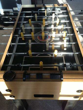 Foosball TableTournament SoccerThe Million Dollar Game - $150 (Visalia)