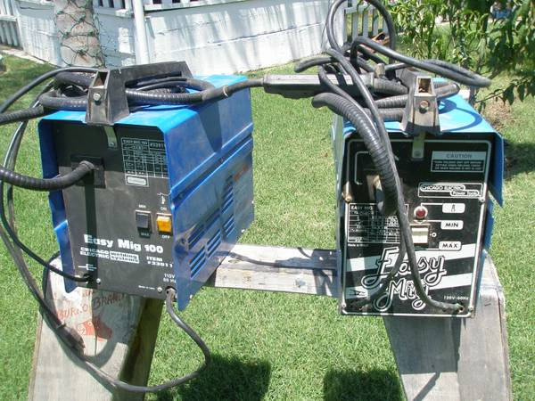 2 - Welders for sale - $45 (Tulare)
