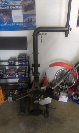 Motorcycle Tire Machine - $800 (Tulare)