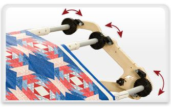 New EZ3 Quilting Frame - $175 (2400 W. Midvalley Ave. Sp. M-6. Visalia)