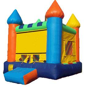 bounce house (tulare county)