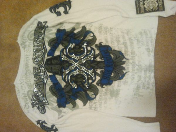 XTREME COUTURE men tops