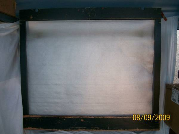 antique Kodak movie screens each at - $115 (visalia ca)