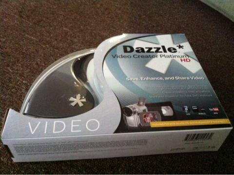 Dazzle Capture Card And Two Xbox Games - $110 (Tulare)