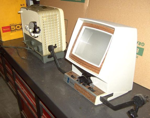 Kodak Brownie 500 Model C movie projector Baia Ultra Movie Editor - $100 (Tulare, Ca)