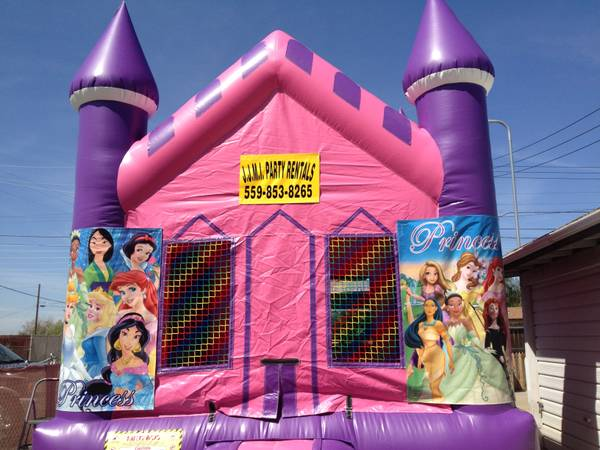 Bounce House 4th Of July Special (Porterville)