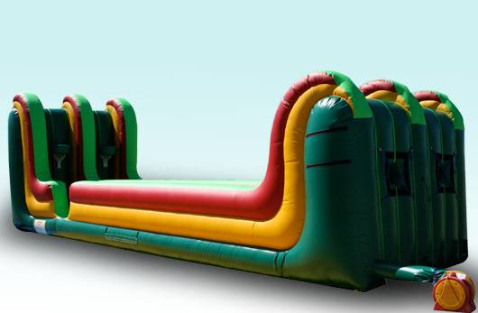 Kids tired of a plain old bounce house Check this out (Turn your party in an event)