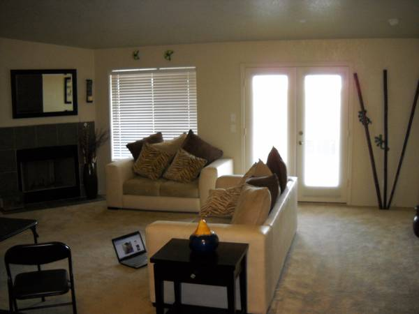 - $375 2500ftsup2 - House in Ocotillo Development (6E and 41st)