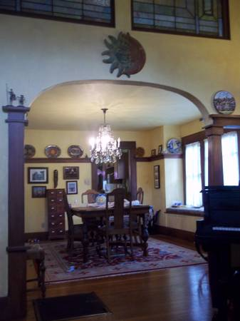 - $2500 3br - 2000ftsup2 - BEAUTIFUL BALBOA PARK HOUSE (5 min. WALK TO ZOOMUSEUMS)