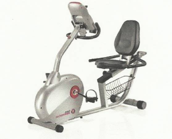 Schwinn 250 Recumbent Exercise Cycle - $200 (Yuma, Arizona)