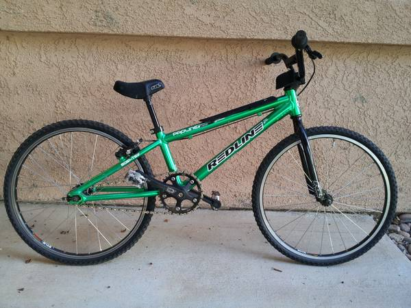 REDLINE JUNIOR PROLINE - $220 (Yuma)