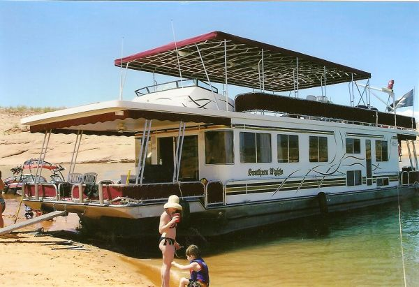 59 luxury 2003 Lakeview Houseboat-Lake Powell - $4500 (Lake Powell, Arizona)