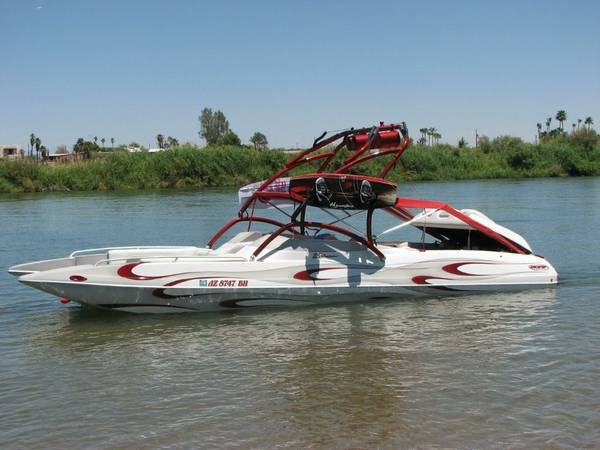 2005 Ultra Shadow Deck Boat - $43500 (yuma - sd)