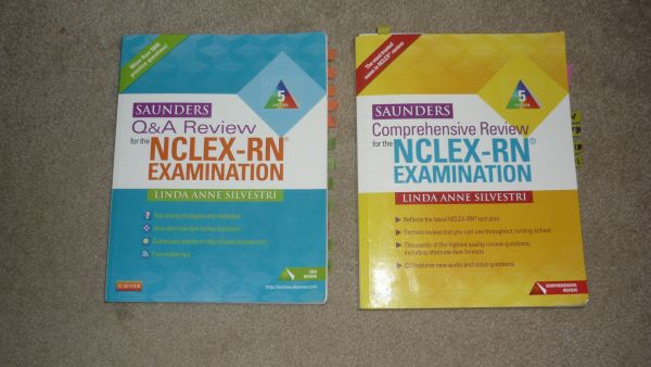 Saunders NCLEX Guides - $35 (Ocotillo)