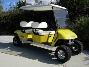 Limo Golf Cart - Great Condition - Good Batteries - Possible Trade - $5500 (Yuma Martinez)