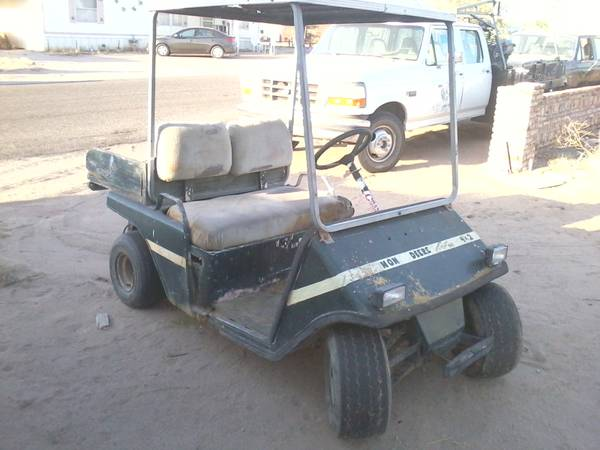 Golf Cart - $200 (Foothills near Walmart)