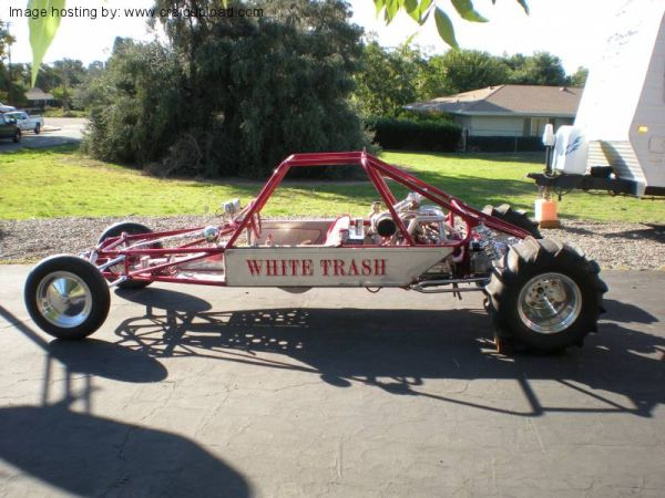 Custom Mazzone Sand Car - Drag Show - Best of the Best - May Trade - $17500 (Yuma)